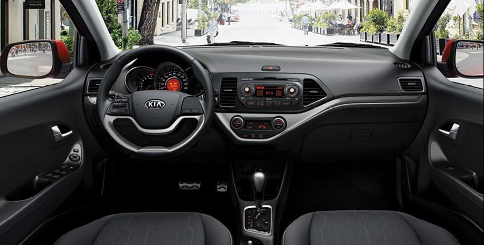 תא הנהג -  מרענן יותר מתמיד